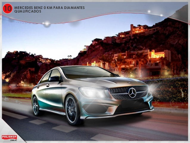 Apresenta o polishop jun 15 presencial for Mercedes benz route 22