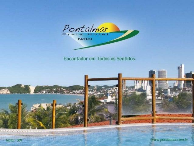 Pontalmar Praia Hotel - Apresentação
