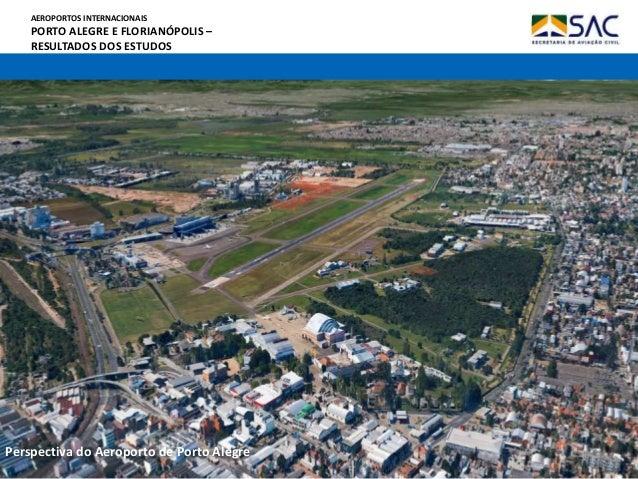 Aeroporto Porto Alegre : Aeroportos porto alegre e florianopólis