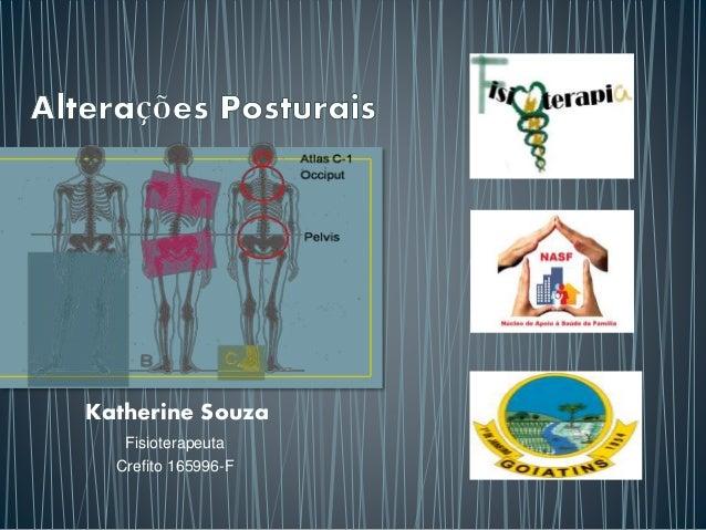 Katherine Souza Fisioterapeuta Crefito 165996-F