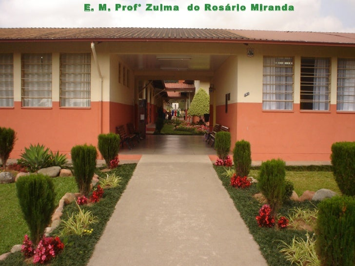 E. M. Prof° Zulma do Rosário Miranda