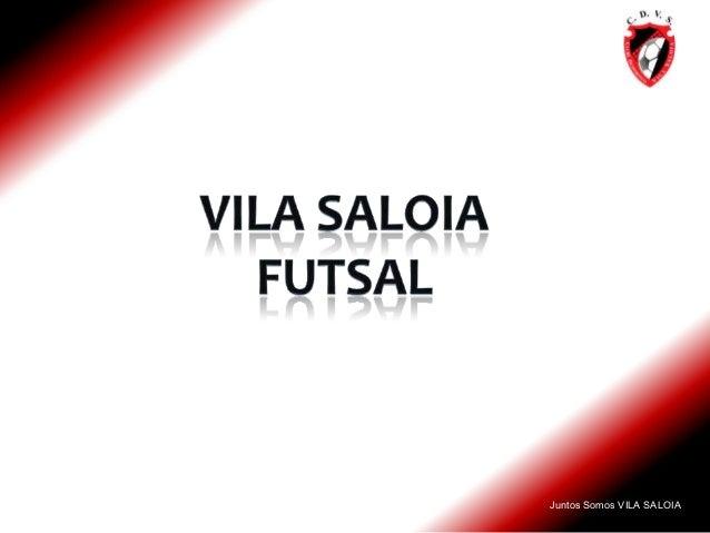 Juntos Somos VILA SALOIA