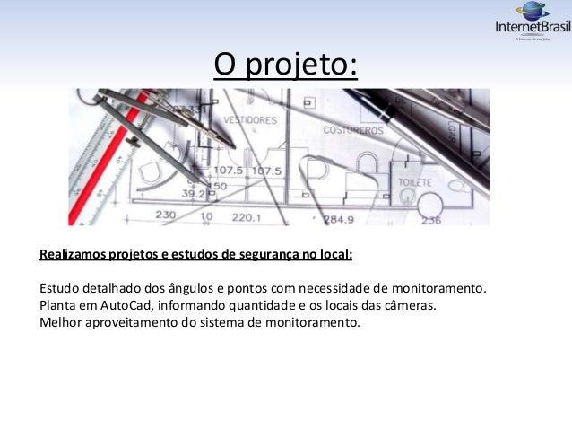 Muitas vezes Apresentação projeto câmera ip RW05