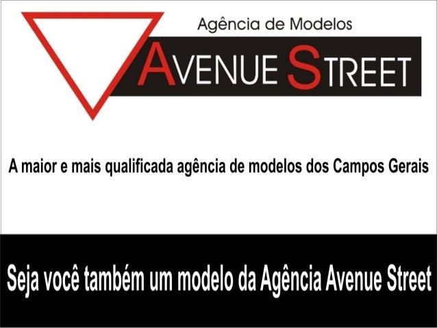 Projeto para descoberta de   Novos Modelos e Talentos• Descoberta de Novos Talentos a serem  Projetados pela Agência Avenu...