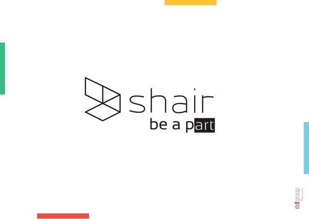 projeto shair - divulgação e comercialização de arte emergente