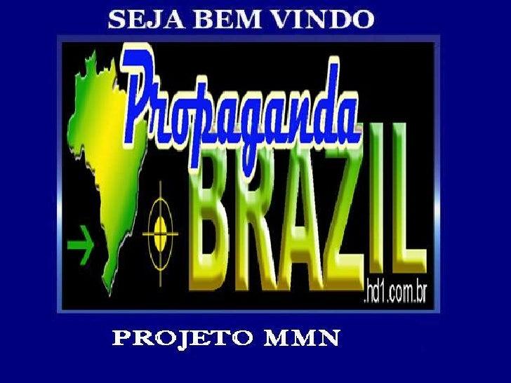 Apresentação Propaganda Brazil