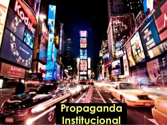 PropagandaInstitucional