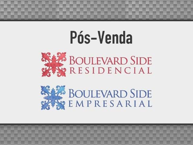 AÇÃOEntrega do Empreendimento Boulevard Side Residencial         e visitação ao Pavimento Empresarial                     ...