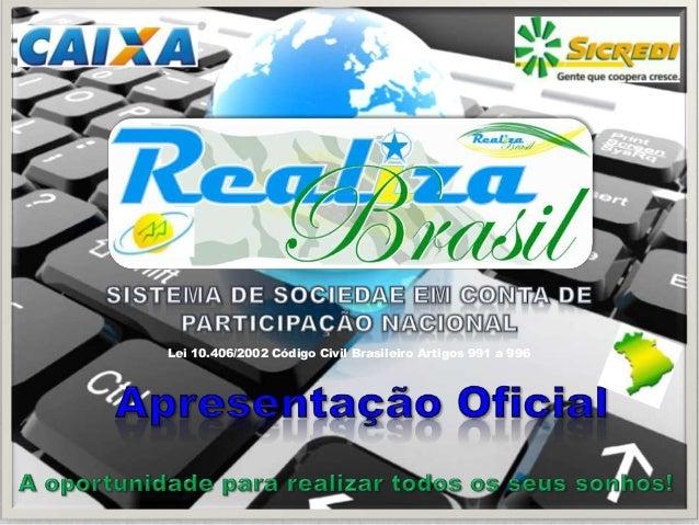 Lei 10.406/2002 Código Civil Brasileiro Artigos 991 a 996