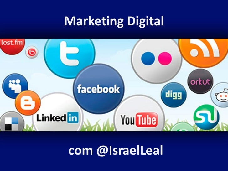 Marketing Digitalcom @IsraelLeal