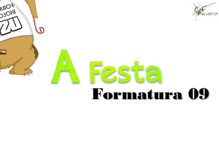 Formatura 09