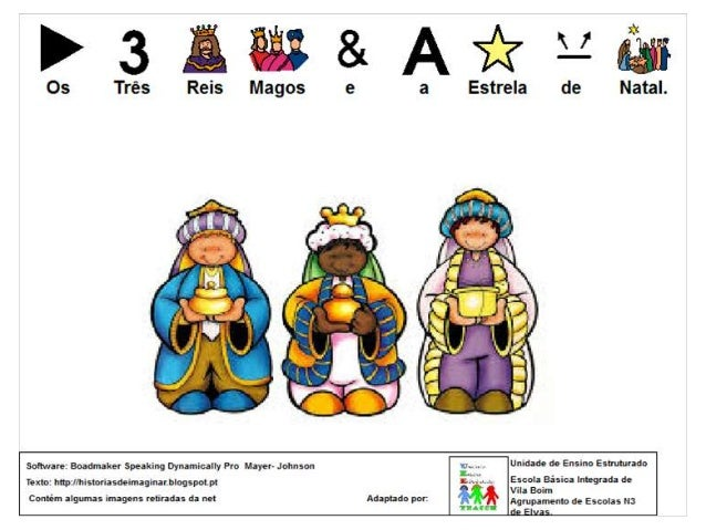 Os Três Reis Magos e a Estrela de Natal  (SPC)