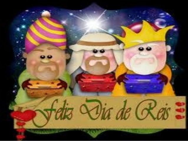 """O Dia de Reis, segundo a tradição cristã, seria aqueleem que Jesus Cristo recém-nascido recebera a visitade """"alguns magos ..."""