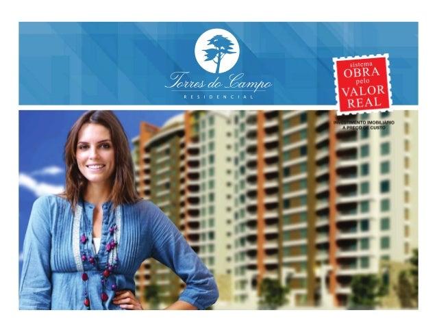 O Residencial Torres do Campo é o 1° condomínio-clube de Campo Largo, um dos municípios que mais se desenvolvem no Paraná,...