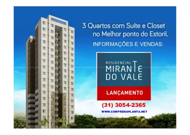 O projeto encontra-se protocolado no cartório de 1º ofício de registro de imóveis de Belo Horizonte, sob o número 1662. Pr...