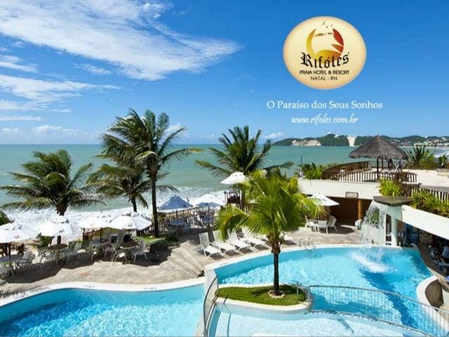 Rifóles Praia Hotel & Resort - Apresentação