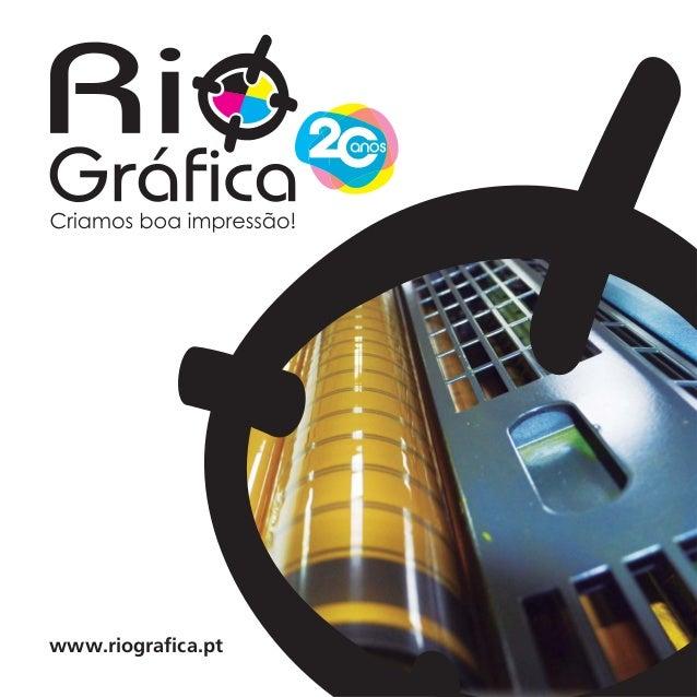 Apresentação RioGrafica