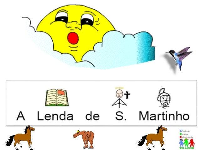 À?  A *s* A Lenda de S.  Martinho  à .  *zx-V/ -.g-X'    .  x ~,  1,  *  v a ,  % +  .   ' m 'wwí  r .   ; O Ê) [Àkltlgñâq...
