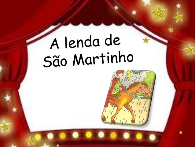 Era uma vez um menino chamado Martinho. Que nasceu à muitos anos atrás.