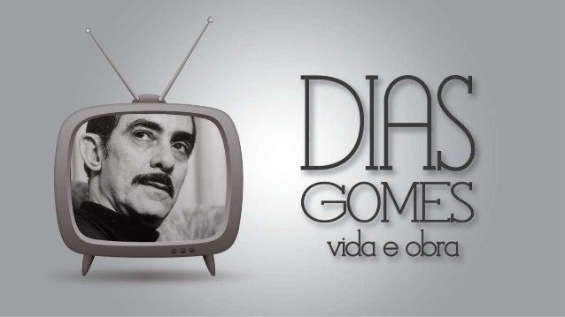 DIAS GOMES - Comunicação em televisão - G2