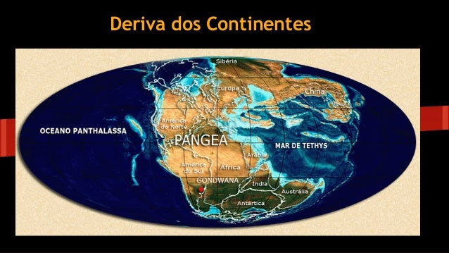 Deriva dos Continentes