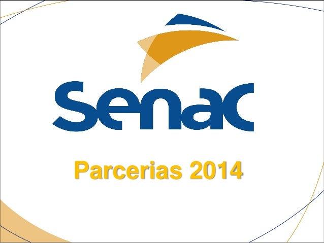 Parcerias 2014