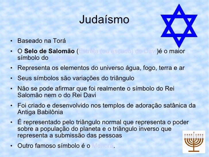 Conhecido Apresentação simbolos religiosos UM93