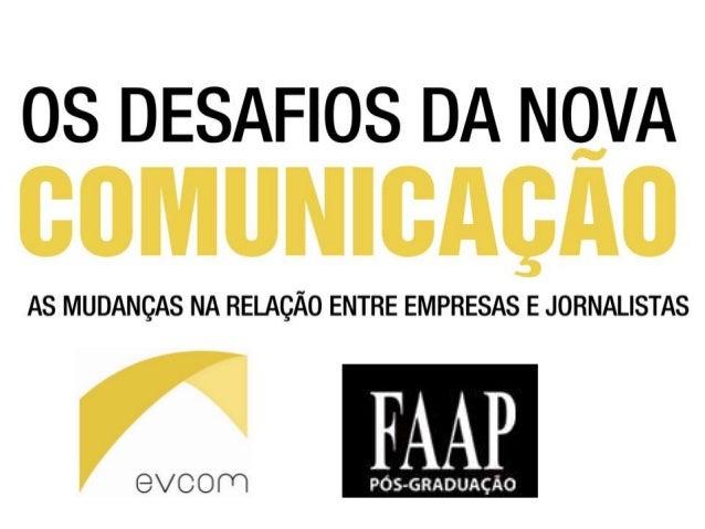 PALESTRANTE Thiago Costa (thiago@evcom.com.br) Professor do curso de Publicidade e Propaganda Professor dos cursos de Pós ...