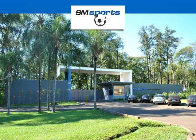 Apresentação SM Sports