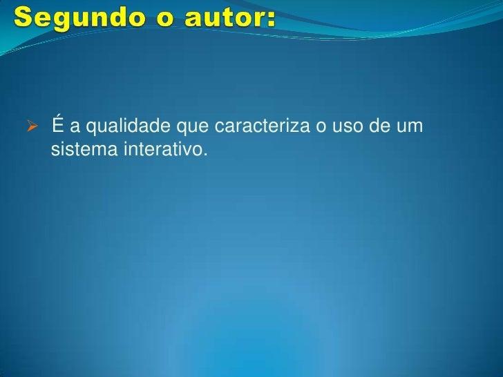 Usabilidade ergonomia pdf e