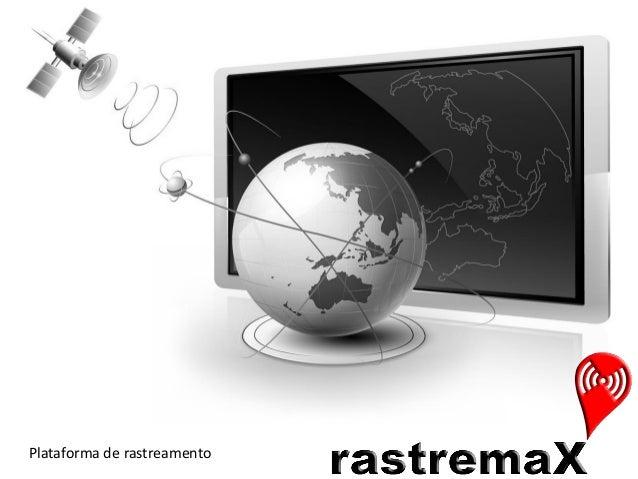 Plataforma de rastreamento