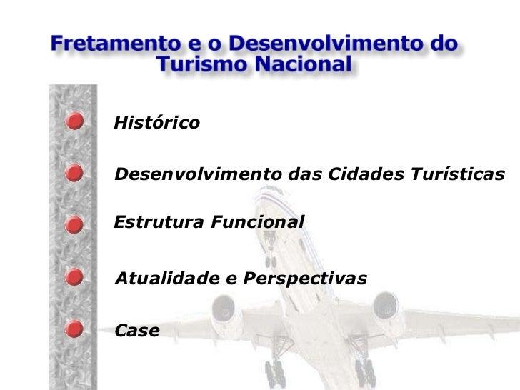 Histórico Desenvolvimento das Cidades Turísticas Estrutura Funcional Atualidade e Perspectivas  Case
