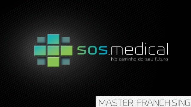• Contexto • Quem somos • Porquê SOS.medical • Benefícios 2