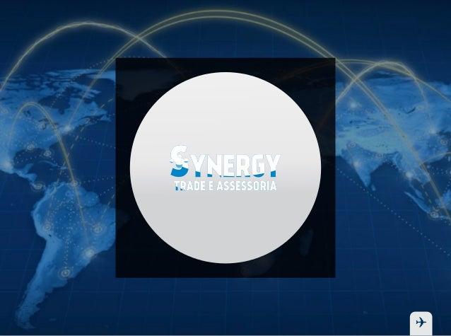 SINERGIA NOS TRABALHOS É FOCO PARA ALCANÇAR OBJETIVOS E OBTER RESULTADOS. Desde 2008 (08 anos) a Synergy está no mercado t...