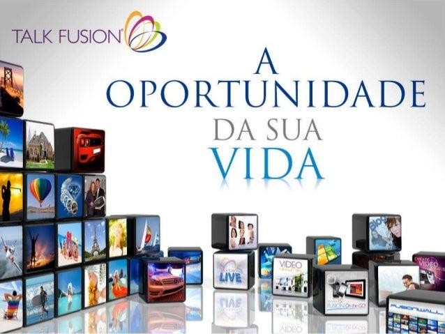 Talk Fusion  Brasil