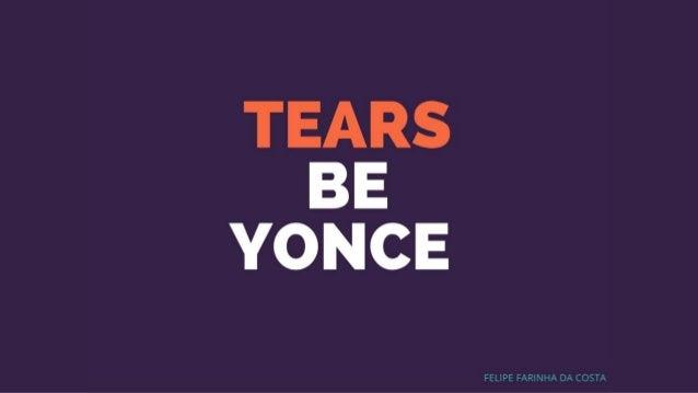 • TEARS - http://www.blogdoadonis.com.br/2012/08/14/escolha-a-celebridade-de-sua-campanha/ • TABELA TEARS - http://www.rev...