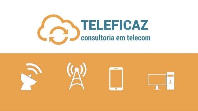 O DNA da Teleficaz é promover inovação e modernização nas empresas, identificando problemas fora dos padrões e propondo so...