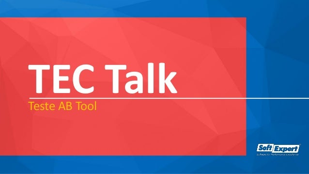 TEC TalkTeste AB Tool