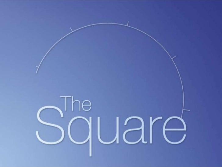 Apresentação the square clientes