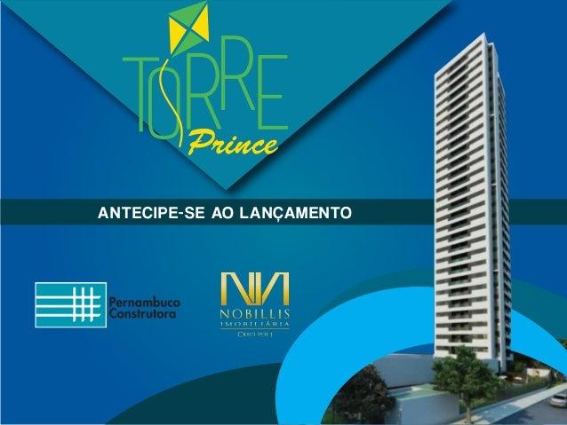 Prince ANTECIPE-SE AO LANÇAMENTO