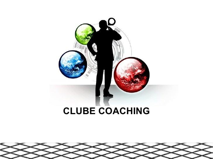 CLUBE COACHING