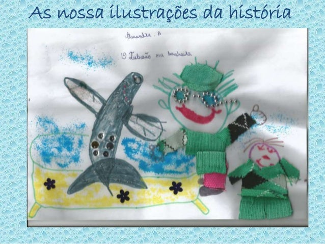 As nossa ilustrações da história