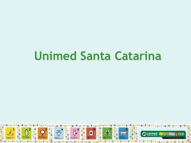 Mobilização  Unimed Santa Catarina
