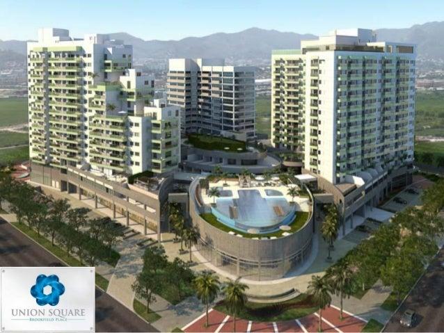Union Mall           (lojas e studios)      Lojas com área privativa até 280m².Studios com área privativa entre 34m² e 249...