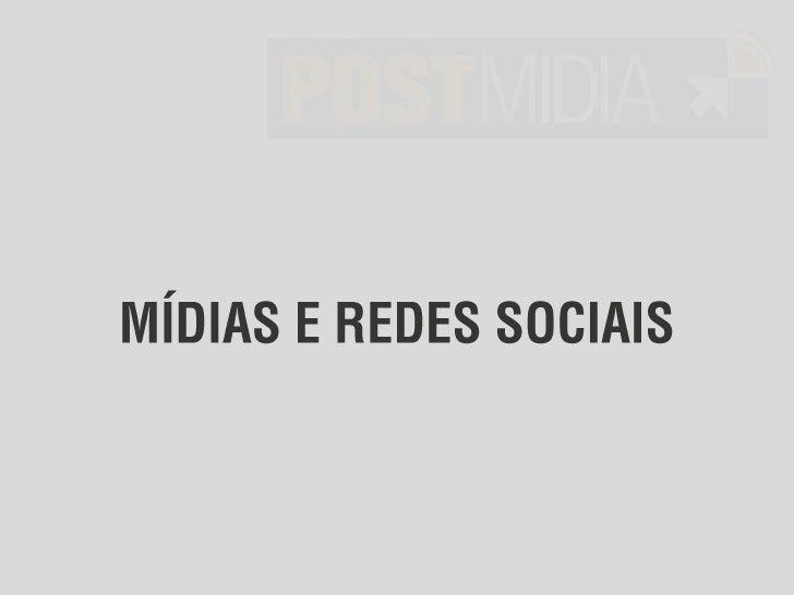 USO DAS REDES SOCIAISCOMO FONTE DE INFORMAÇÃO