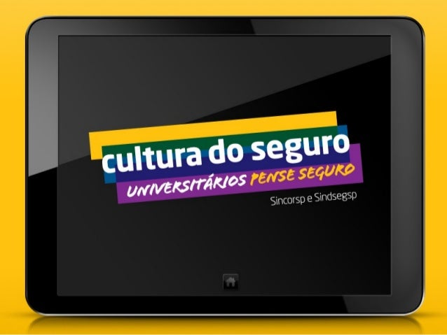 Cultura do Seguro - Universitários