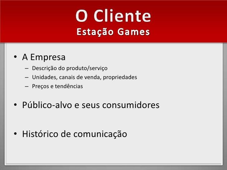 UP - Estação Games Slide 3