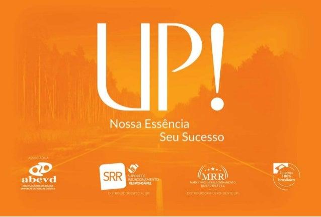 Apresentação Up! Essências - 2014