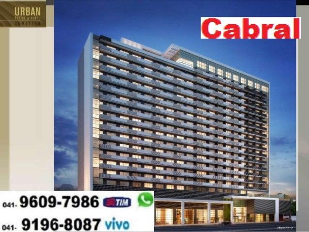 FICHA TÉCNICA Terreno: 2.570m² N de torres: 1 torre mista Urban Hotel Número de Pavimentos: 1 Subsolo + Térreo + 2º Pavto...