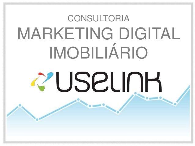 CONSULTORIA  MARKETING DIGITAL  IMOBILIÁRIO